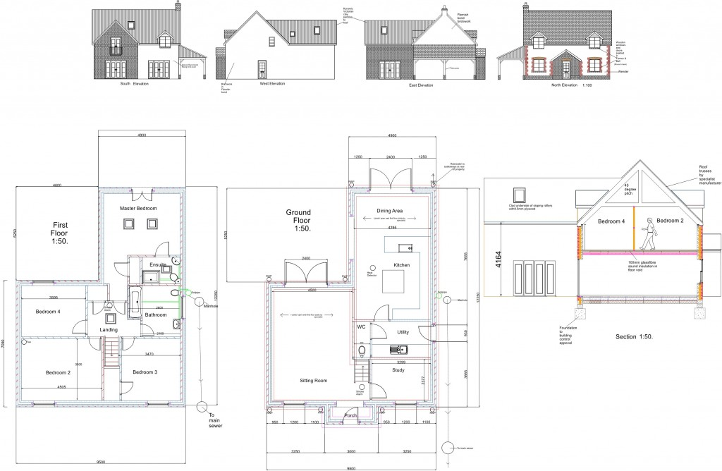 Beautiful Our services span through Building Design Drafting of Plans Submission of Planning Applications with Design & Access Statement if required to Local Model - Beautiful floor plan drawing Review