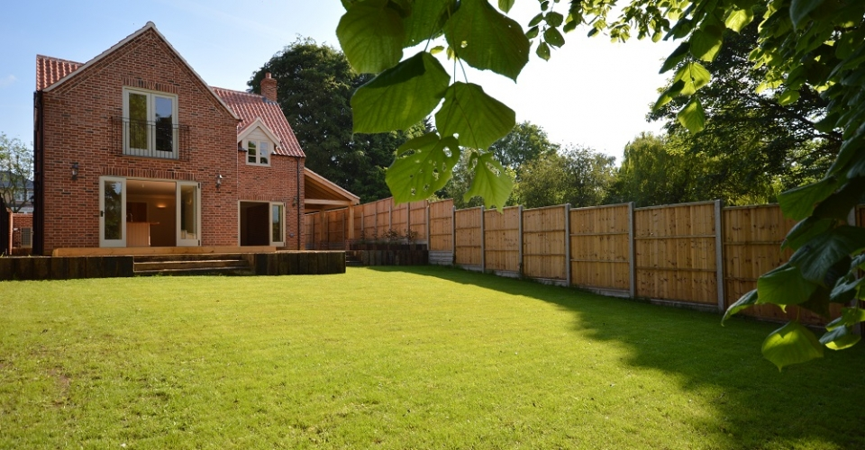 Family home plans approved by North Norfolk District Council.