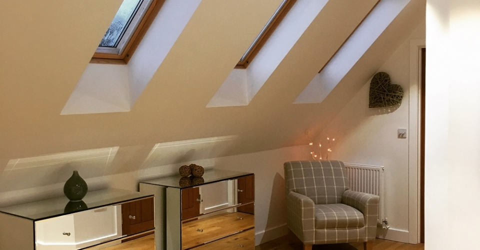 Velux windows home design Norfolk