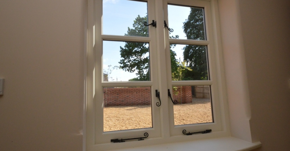 Timber windows iron handles home plans norfolk